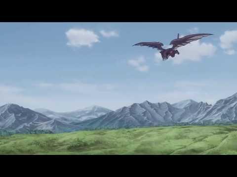 Fairy Tail (2014) | Igneel's death | Natsu cries