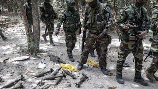 L'armée sénégalaise reprend des bases rebelles en Casamance