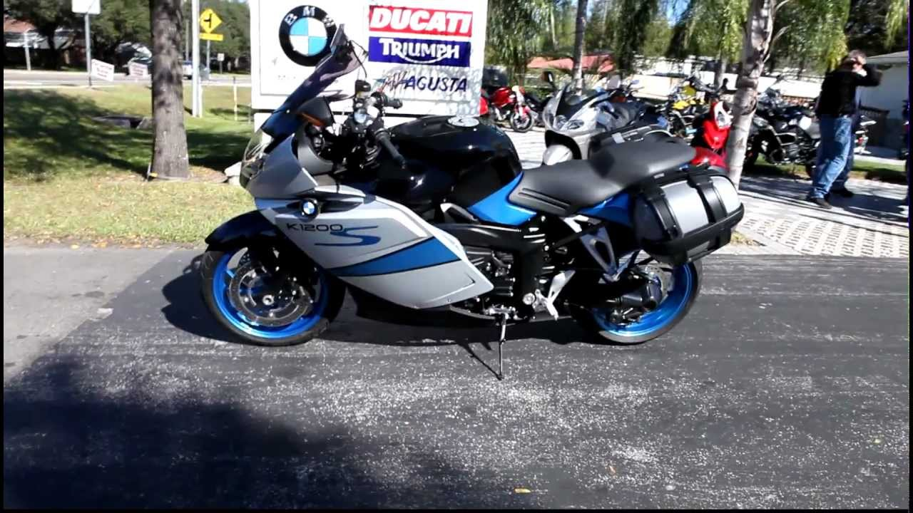 2018 bmw k1200. beautiful k1200 2008 bmw k1200s in silver and blue at euro cycles of tampa bay  youtube in 2018 bmw k1200