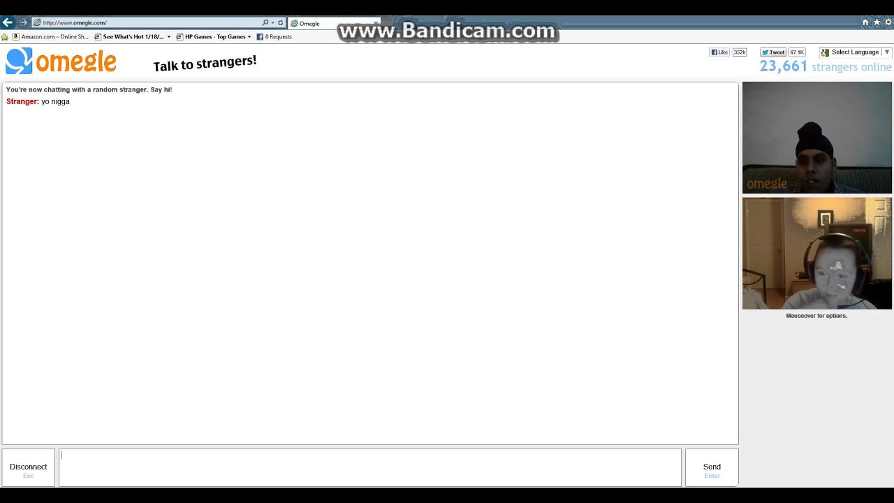 Omegle online