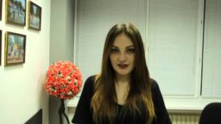 Видеообращение к водителям службы Эталон г. Кременчуг 22.01.2016