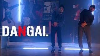 Dangal Tittle Track Remix | Amir Khan | Dance Choreography | Ankush Padha F.T Rahul Handoo