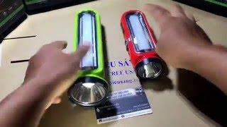 Đèn pin sạc Led siêu sáng giá rẻ - DenPinSac.com