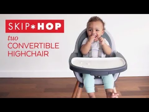 Skip Hop Convertible High Chair | Pottery Barn Kids