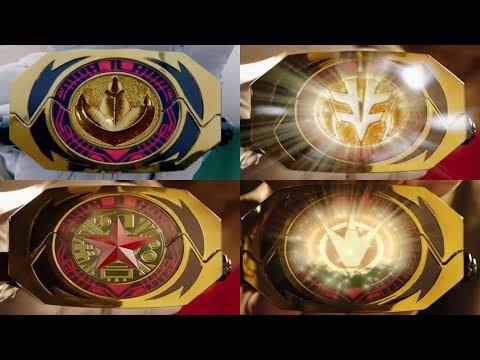 Power Rangers Super Ninja Steel - All Master Morpher Morphs | Episode 10 Dimensions in Danger