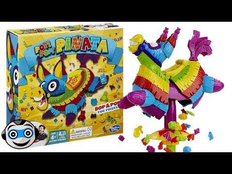Pop Pop Piñata