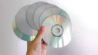 5 ideas old CDs