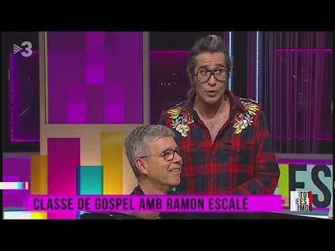 Gospel amb els Barcelona Gospel Messengers i Mario Vaquerizo
