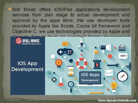 IOS App Development Companies in Dubai