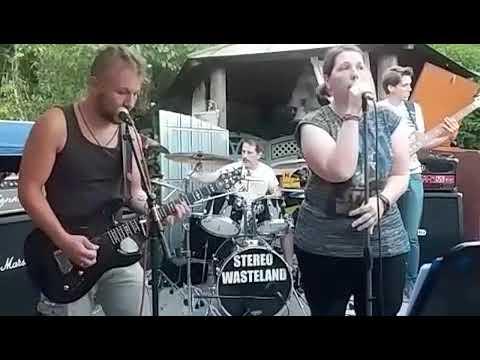 Stereo Wasteland Uferhaus aug 2017