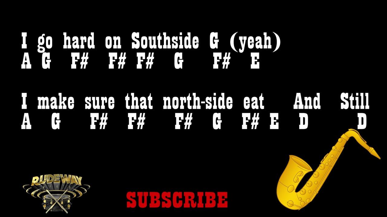 Drake Gods Plan Alto Saxophone Notes Chords Chordify