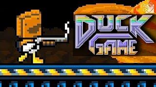 Гагатун и Своти впервые играют DUCK GAME!