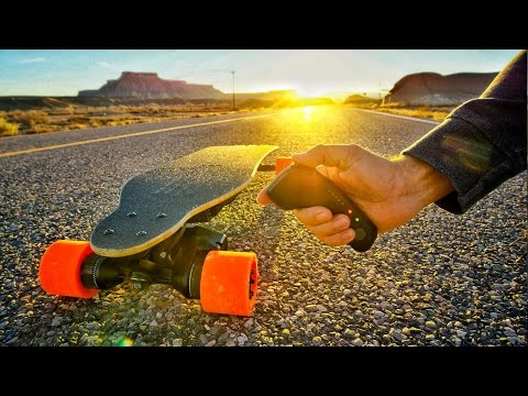 Boosted Boards Product Review with Devinsupertramp! Awesome Stuff Week: Unwrapped!
