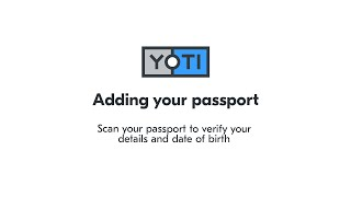 Creating a Yoti digital ID