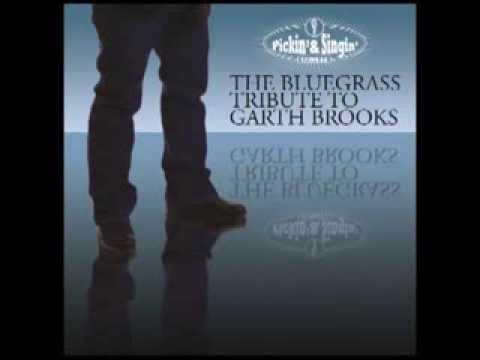The Thunder Rolls - Pickin' & Singin': The Bluegrass Tribute to Garth Brooks
