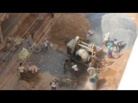 Cement Concrete Road Construction | Cement Concrete Road Construction in India