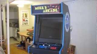 Custom Mame Arcade Cabinet
