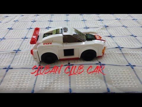 Sluban Lego Club Car B0633C