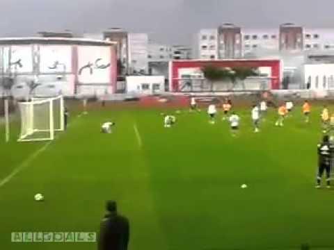 Real Madrid's Training Session In Rabat Morocco | Entrenamiento Del Real Madrid En Rabat Marruecos
