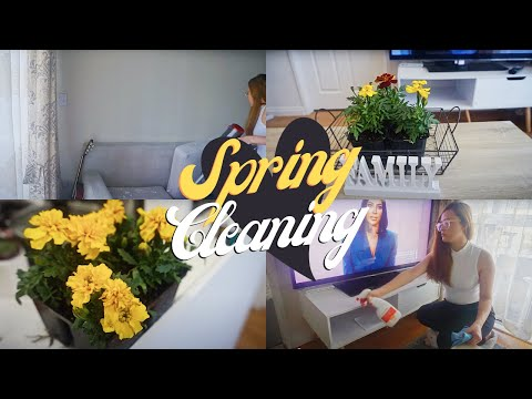 NEW ZEALAND SPRING CLEANING   CLEAN WITH ME   LOVE TRISHA