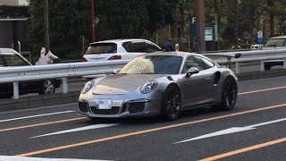 都内スーパーカーサウンド i8、TVR タスカンなど    Supercar sound!! in Aoyama
