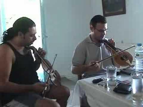 Cretan Music Jam 9- Gonies, Crete - August 2008