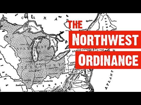 Northwest Ordinance Summary