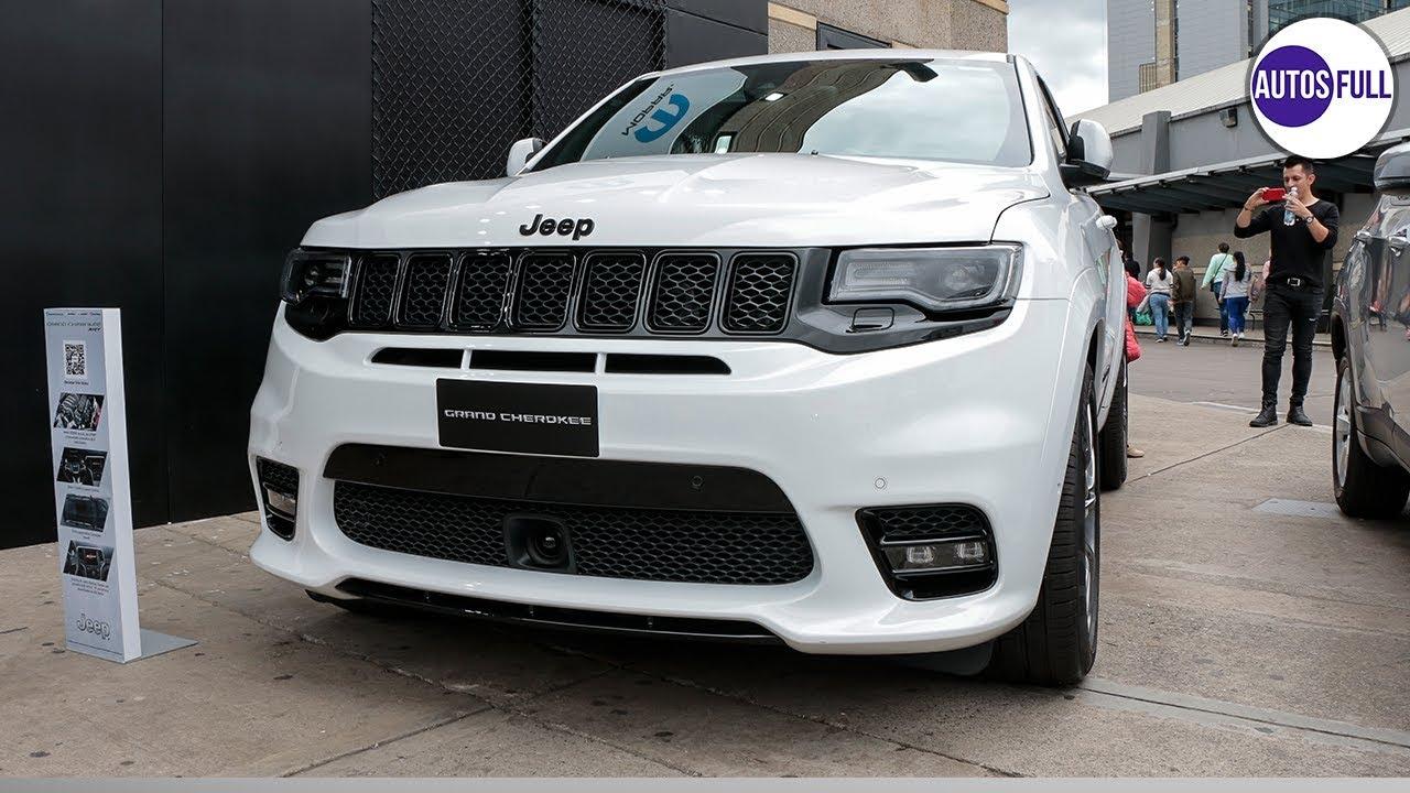 2019 Jeep Grand Cherokee SRT - YouTube
