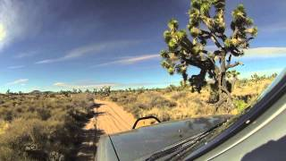 Mojave Road Desert Trip
