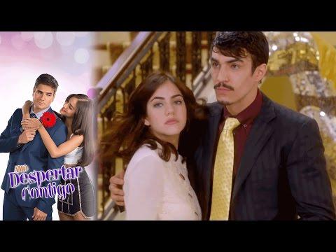 ¡Pablo descubre a Maia en los brazos de Ferney! | Despertar contigo - Televisa