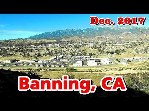 Ncig Saib Nroog Banning, California (12-28-17)