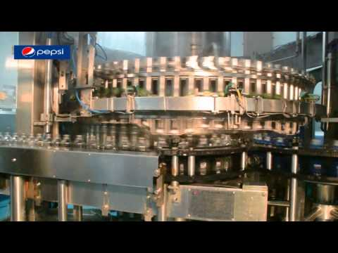 PepsiCo High Speed Bottling Line