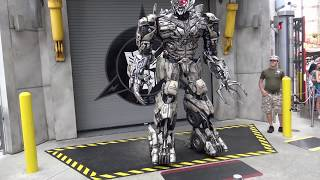 Top 10 Cars - Transformers at universal studios