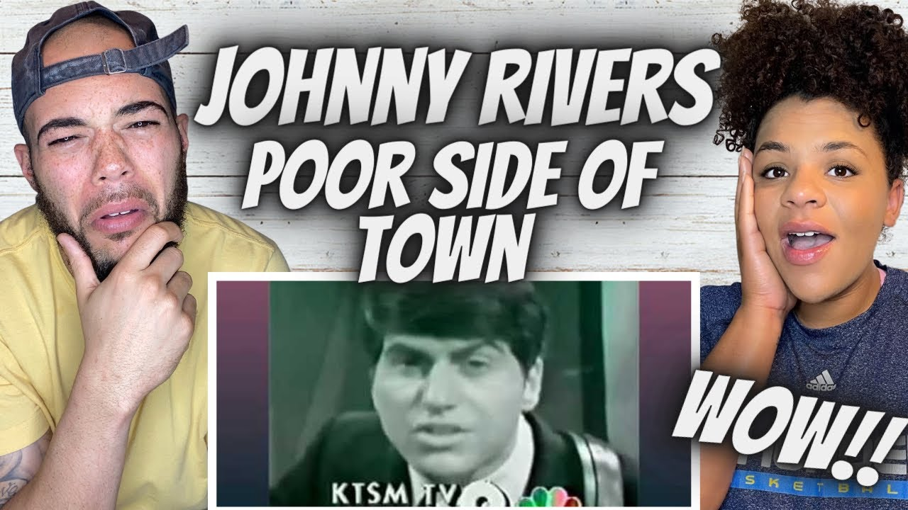 Download THIS WAS SO GOOD!!..  FIRST TIME HEARING Johnny Rivers  - Poor side Of Town REACTION