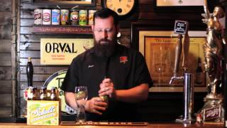 How to pour a hefeweizen
