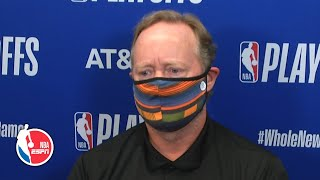 Mike Budenholzer reflects on Bucks getting eliminated by Heat | 2020 NBA Playoffs