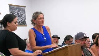Alva City Council Meeting August 19, 2019