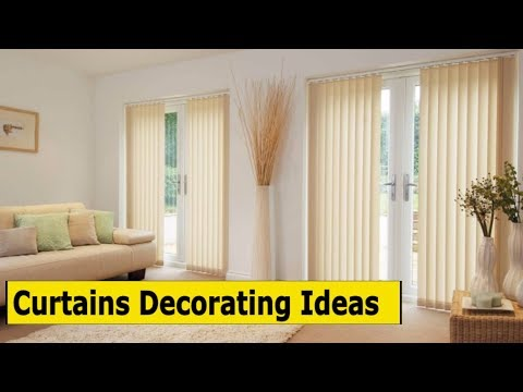 10+ Awesome  Curtains Decorating Ideas for Living Room  2017