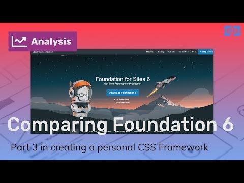 Foundation Framework Analysis