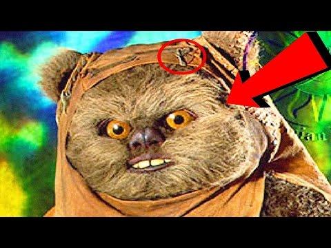 Lo que Realmente Pasó con Los Ewoks en Star Wars - Apolo1138