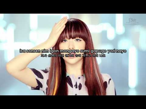 F(x) - Electric Shock Karaoke