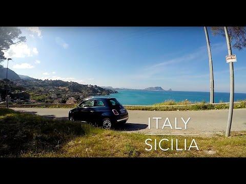 Sicilia Trip 2017 /// Palermo Cefalù Enna Etna Catania Taormina Siracusa GoPro