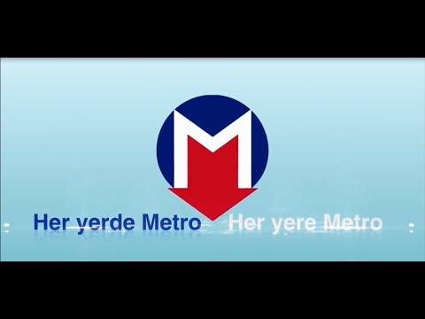 m5 üsküdar  çekmeköy metro hattı tanıtım filmi