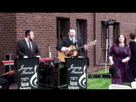 Ratzon Orchestra 00435 - Post Chuppah from a lovely wedding~