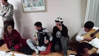 Нурлан Насип жана Асель Кадырбекова Кореяда жандуу үн