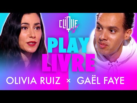 Youtube: Olivia Ruiz & Gaël Faye se rencontrent dans Playlivre
