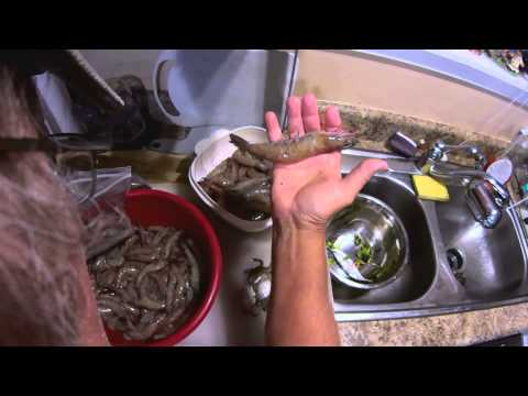 How to Clean Shrimp