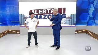 THAMMY GRETCHEN DANÇANDO NO ALERTA AMAZONAS