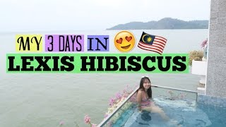 LIKE THE MOST BEAUTIFUL BEACH IN MALAYSIA? | Port Dickson , Lexis Hibiscus