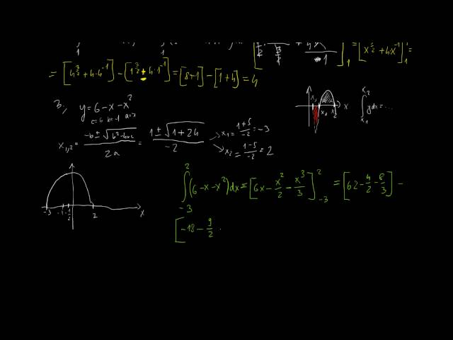 Newton-Leibniz-tétel (az analízis alaptétele) 5